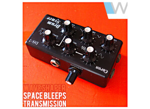 waveshaper Coron DS7 : Space Bleeps Transmission