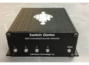Rjm Music Technologies Switch Gizmo