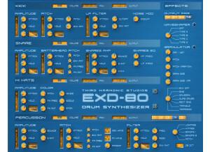 Third Harmonic Studios EXD-80
