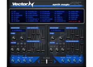 Synth Magic Vector X