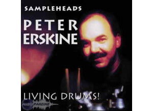SampleHeads Peter Erskine Living Drums