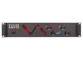 [NAMM] Vivid Amps launches a 2-channel power amp