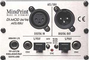 Mindprint DI MOD 24/96 AES