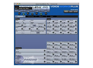 TC-Helicon Vyzor 2.0 Editors