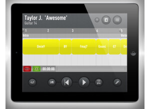 UK Music Apps SessionBand - Acoustic Guitar Edition