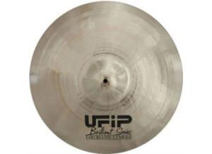 "UFIP Class Brilliant Finish Hi-Hat 13"""