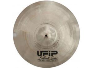 "UFIP Class Brilliant Finish Hi-Hat 14"""