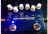 Jeff Kollman launches the Kollmanation