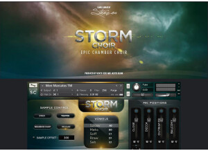 Strezov Sampling Storm Choir