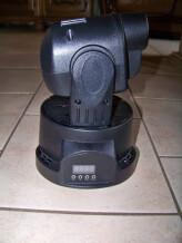 Electroconcept Mini lyre spot 15w moving head (SPB301)