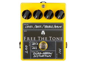 Free The Tone Quad-Arrow Distortion QA-2