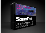 Novation Supernova Soundpack II