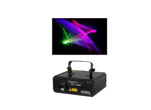 JB Systems Spectra 3D Laser