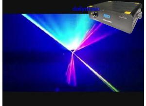 Nicols X-Ray Laser