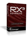 iZotope lance une promo sur RX3