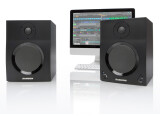 Samson adds Bluetooth to is MediaOne monitors