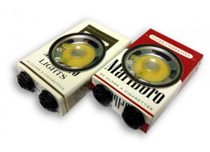 Smokey Amplifiers Recycled Cigarette Pack Smokey Amp
