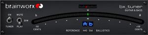 Universal Audio Brainworx bx_tuner
