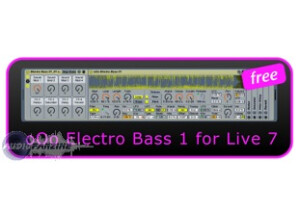 Meyer Musicmedia Electro Bass 01 for Live