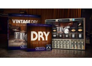 XLN Audio Vintage Dry ADpak