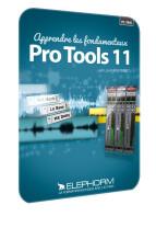 Elephorm Apprendre Pro Tools 11 - Les fondamentaux