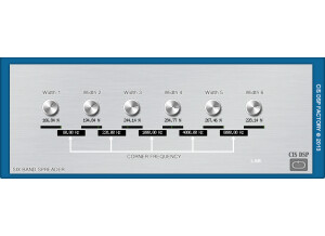 CIS DSP Factory Six Band Spreader