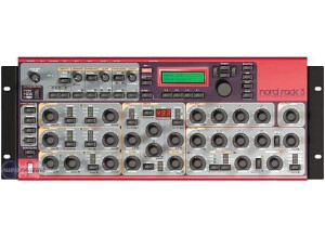 Clavia Nord Rack 3