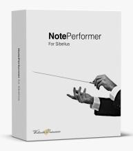 Wallander Instruments NotePerformer