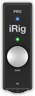 IK Multimedia launches universal iRig Pro