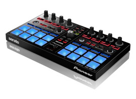 Pioneer DDJ-SP1 4-deck controller for Serato