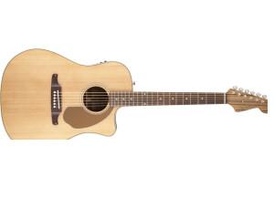 Fender Sonoran SCE Wildwood IV - Dao Back & Sides