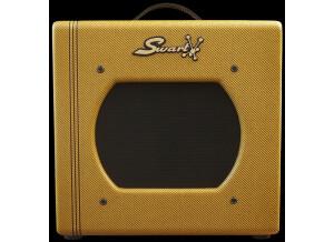 Swart Amplifier Co Space Tone Reverb Tweed