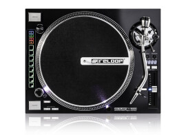 The Reloop RP-8000 is Serato DJ-compatible