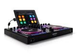Reloop BeatPad DJ controller for iPad