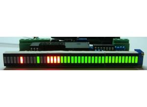 JLM Audio 40 LED PPM/VU/GR Meter with peak hold
