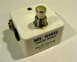 Henretta Engineering Mr. White Tweak Boost