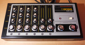 Boss KM-40 Mixer