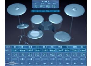 GTG Synths GTG DrumSampler II [Freeware]