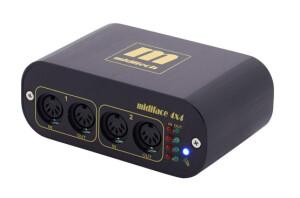 Miditech MIDIface 4x4