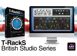 IK Multimedia T-RackS British Studio Series