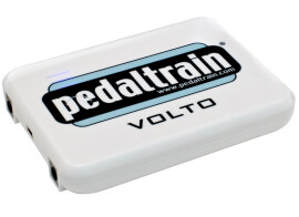 Pedaltrain launches the Volto dual power supply