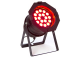 Lightmaxx Mega PAR 64 black RGBW 18 x 8 W