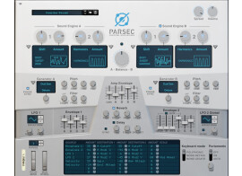Parsec, new virtual synth for Reason