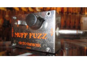 Electro-Harmonix Muff Fuzz