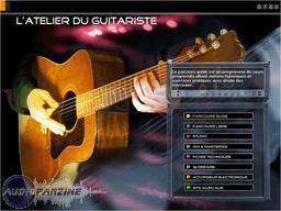 Musicalis j appends la guitar