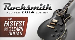 Ubisoft Rocksmith 2014