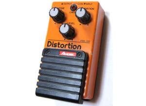 Amdek DSK-100 Distortion