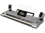 Details of the new Yamaha Tyros5 arranger keyboard