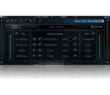 Blue Cat Audio PatchWork