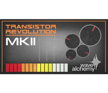 Wave Alchemy Transistor Revolution MKII
